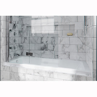 Neptune Bathtub Albana 3260 with tile flange