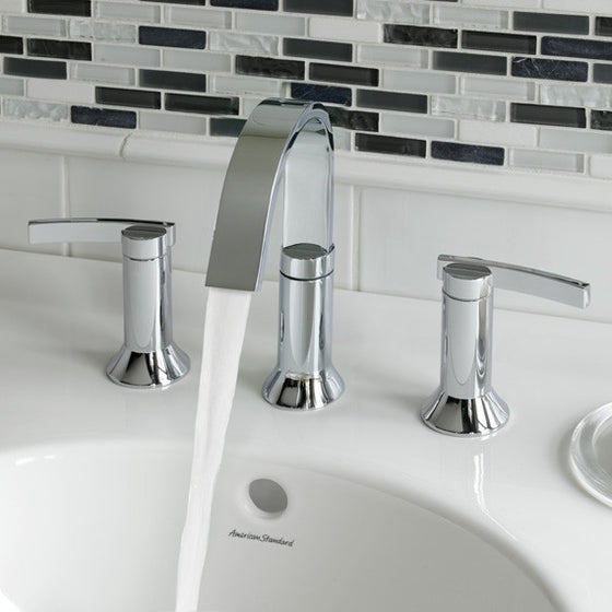 American Standard Bathroom Faucet Boulevard 2-Handle Widespread