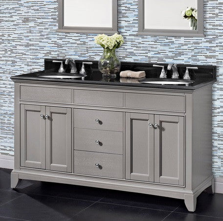 double sink vanity sale