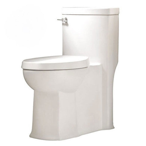 American Standard Toilet Boulevard FloWise Right Height Elongated One-Piece
