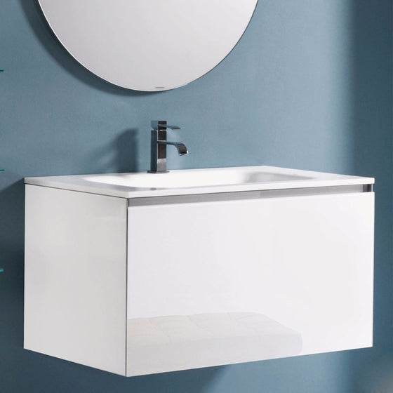Arteinea Domino Single Sink Bath Vanity