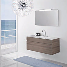 Aquos Bath Vanities Max Walnut