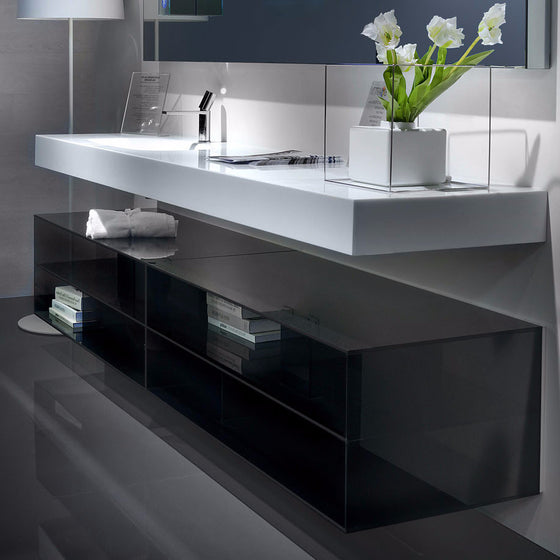 Arteinea Bathroom Vanities Frammento Fumo