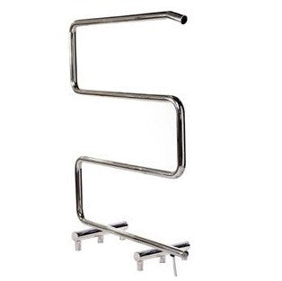 ICO Kontour Towel Warmer Cross