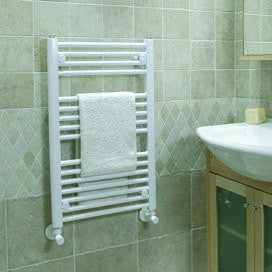 ICO Tuzio Towel Warmer Savoy White