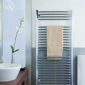 ICO Tuzio Towel Warmer Savoy Chrome