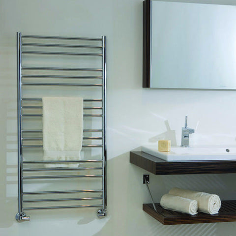ICO Tuzio Towel Warmer Sorano Chrome