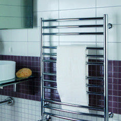 ICO Tuzio Towel Warmer Laveno Chrome