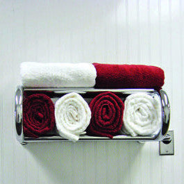 ICO Tuzio Towel Warmer Novi Chrome
