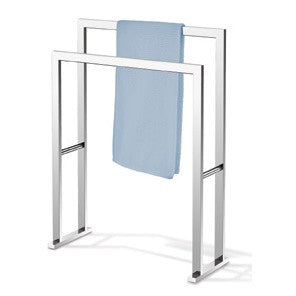 ICO Towel Stand Linea Chrome