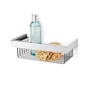ICO Shower Basket Linea Chrome