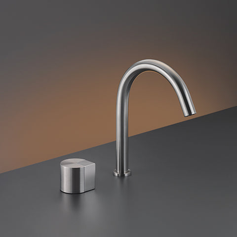 CEA Two-hole Bathroom Faucet Duet Deck Mounted