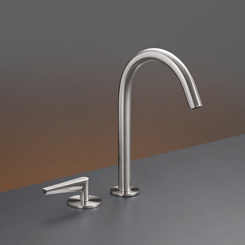 Incroyable ... CEA Two Hole Bathroom Faucet Flag Deck Mounted