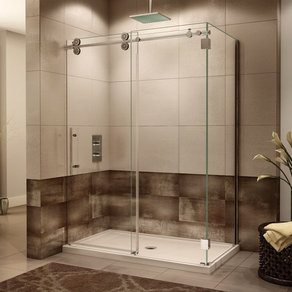 Fleurco Kinetik Two Sided Kt Shower Door Closes Against