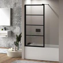 Fleurco Latitude Shower Door Walk-In Panel