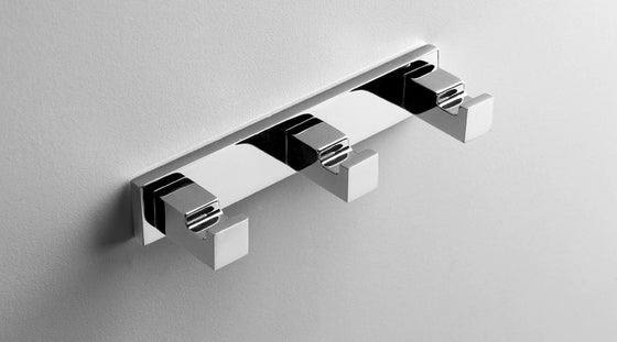 Colombo Design Look 9-Piece Accessory, Robe Hook