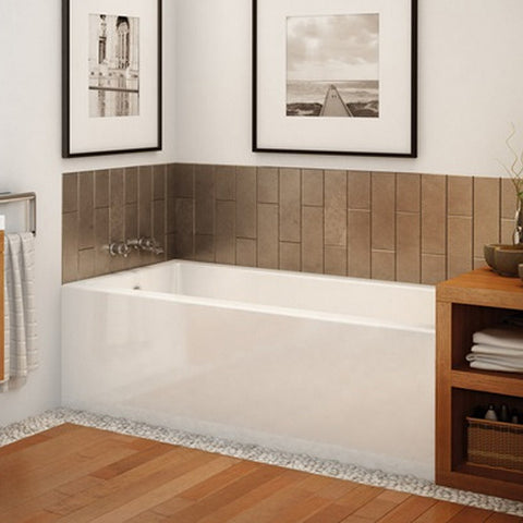 Maax Rubbix Alcove Bathtub