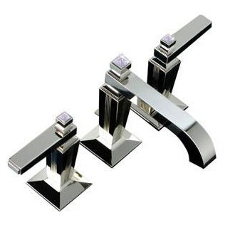 Vissoni Bath Faucet Metropoli Jeweled