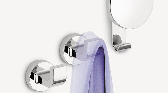 Colombo Design Nordic 6-Piece Accessory Robe Hook