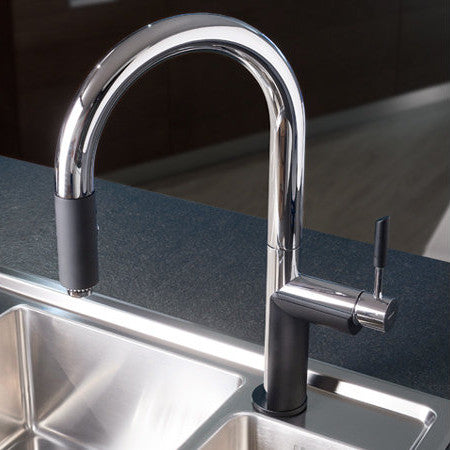 GRAFF Oscar Pull-Down Kitchen Faucet