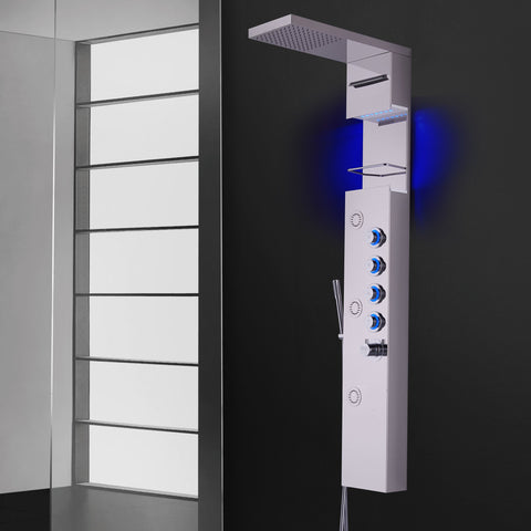 AquaMassage Shower Column PD-845-S/PSS