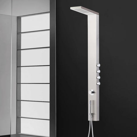 AquaMassage Shower Column PD-878-S/SS