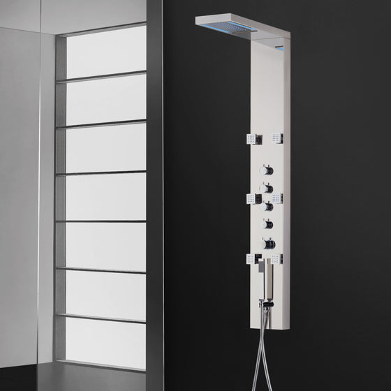 AquaMassage Shower Column PD-891-S/PSS