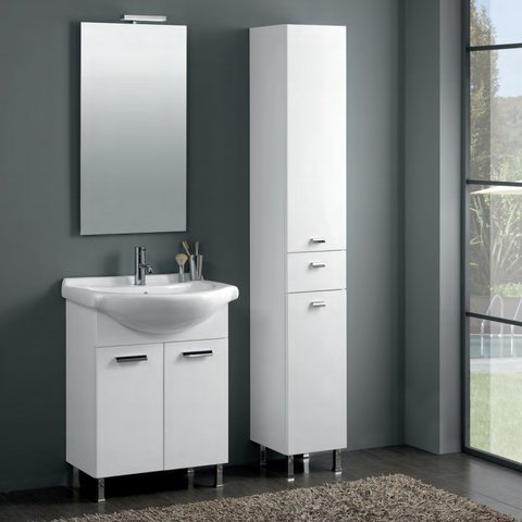 Onsen Falegnameria Adriatica Rimini Single Sink Bath Vanity Collection