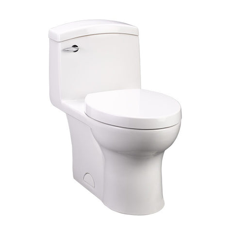DXV by American Standard Lowell One-Piece Elongated Toilet White