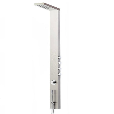 AquaMassage Shower Column Thermostatic