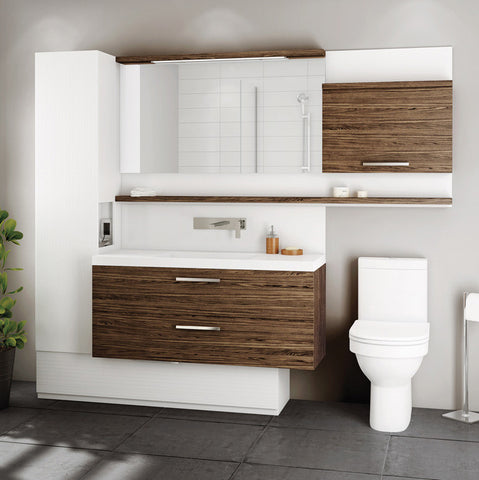 Vanico Duo Bath Vanity
