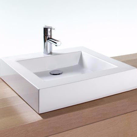 Wetstyle Bathroom Sink CUBE Collection Metro Series