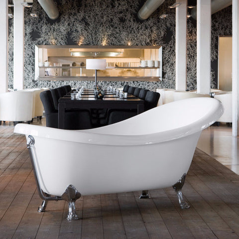 Knief Bathtub Victorian Freestanding