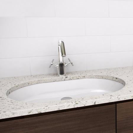 Wetstyle Undermount Bathroom Sink OVE