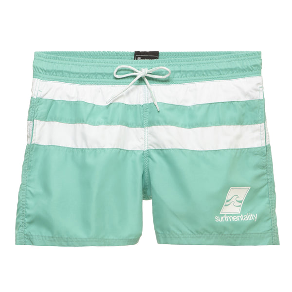 Striped Swim Trunk