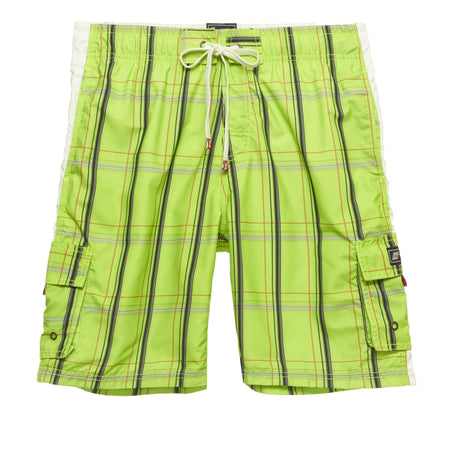 Abstract Print Board Shorts