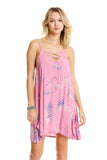 Palm Paradise Cover Up Dress