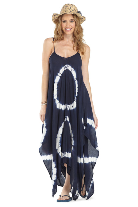 Boho Ballerina Fringe Dress