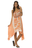 Papaya Pow Dress
