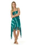 Summer Ballerina Fringe Dress