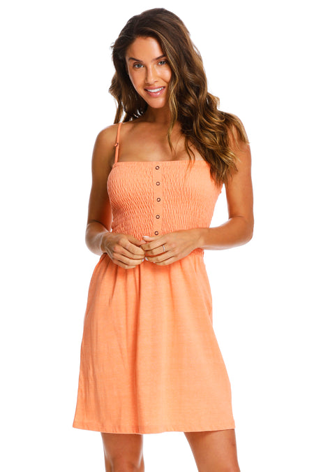 Easy Dreams Strappy Dress