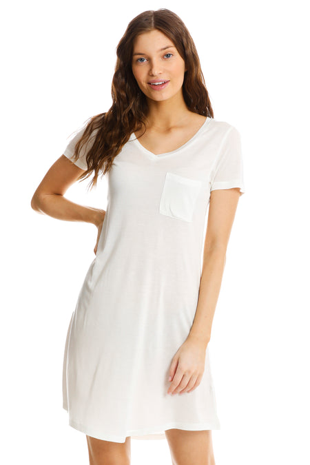 Wild And Beautiful Short Sleeve Dress