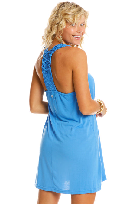 Blissing Me Strappy Dress