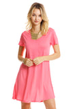 Summer On Top Short Sleeve Dress
