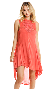 Summerland Party Knit Dress
