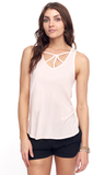Oceanside V Neck Tank Top