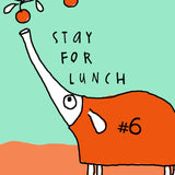 Stay For Lunch - Doodles vol. 6 - fishcakes