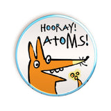 Atoms - button - fishcakes