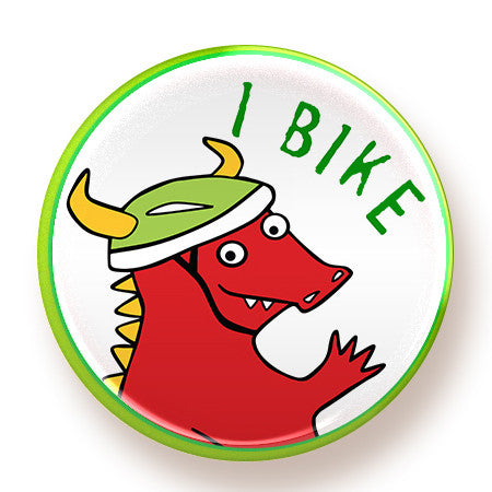 Bike - button - fishcakes