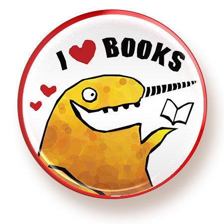 Books - button - fishcakes